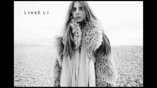 Lykke Li   I Follow Rivers (Dave Sitek Remix)