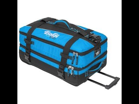 Bogi Bag Travel Suitcase / Holdall Bag - 85 Litre Version - Let's go have a look....
