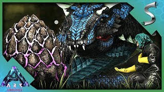 STEALING ROCK DRAKE EGGS TO TAME A BASILISK! - Ultimate Ark [E76 - Aberration]