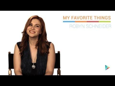Vidéo de Robyn Schneider