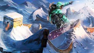 Сноубординг — XXXIV
