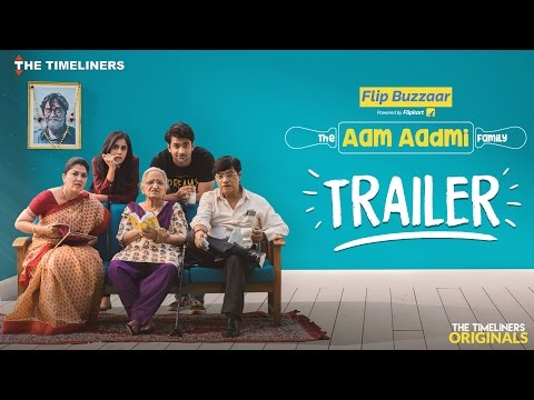 The Aam Aadmi Family Season 1 trailer