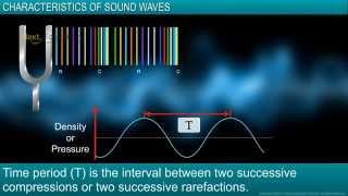 CBSE IX Physics Sound - Characteristics of Sound Waves