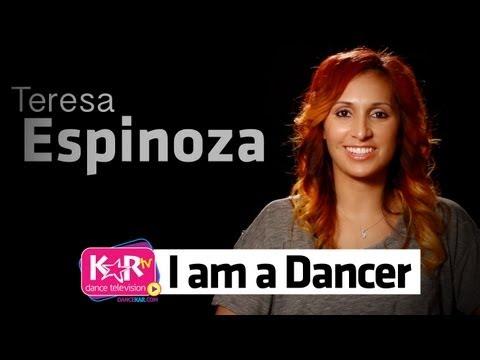 I am a Dancer : Teresa Espinoza