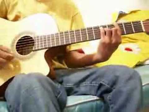 Jouer de la guitare...(enfin... s'y remettre, pour moi)