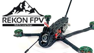 "Rekon FPV 5"" ultralight long range drone by Dave_C, micro long range quadcopter Explorer v2?"