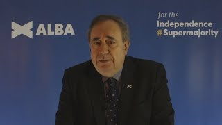 video: Alex Salmond's vanity trip has blown the SNP's cover on independence