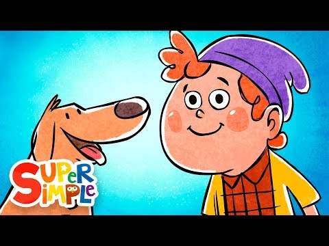 I Have A Pet | Animal Song | Super Simple Songs