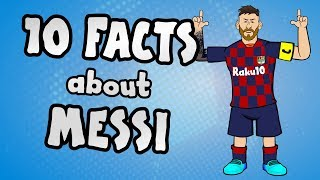Onefootball x 442oons brings 10 things about Lionel Messi you need to know! Everything from his amazing career at Barcelona including Neymar, Luis Suarez, Pep Guardiola and more!   ► Liked the video? Let us know by subscribing to our channel: http://bit.ly/SubscribeToOnefootball ► Liked it a lot? Download our app: http://bit.ly/2GeDHEK Onefootball is the world's most comprehensive football app and is available free on iOS, Android and Windows Phone!  ► Check our website: https://www.onefootball.com/en ► Like us on Facebook: http://bit.ly/1YpT8ud ► Follow us on Twitter: http://bit.ly/2lDcoK8 ► Follow us on Instagram: http://bit.ly/1U7uYQh ► Listen to the Onefootball podcast: http://bit.ly/2617W55  Photo credits: Getty