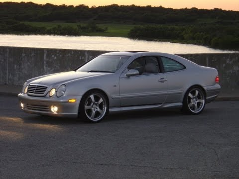 Mercedes Benz CLK Coupe Promotional Video