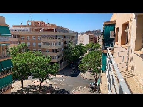 Испания, квартира в Аликанте 100 м2 с ремонтом, 3 спальни, Gran Via. Недвижимость в Испании, продажа