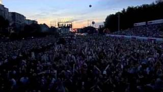 Simply Red - Sunrise Live from Budapest June 27th 2009