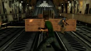 UNCHARTED 3: Drake's Deception- Multiplayer Trailer