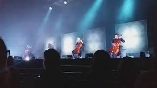 Apocalyptica - Sad But True @ Brighton Dome 27/02/18