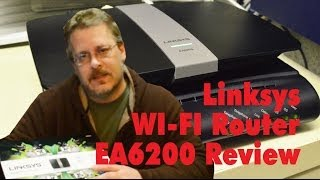 Linksys EA6200 Dual Band WI-FI Router Review