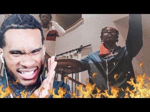 Polo G Feat  Lil Tjay - Pop Out REACTION - Original KG