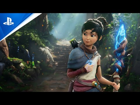 Date Reveal Trailer  de Kena: Bridge of Spirits