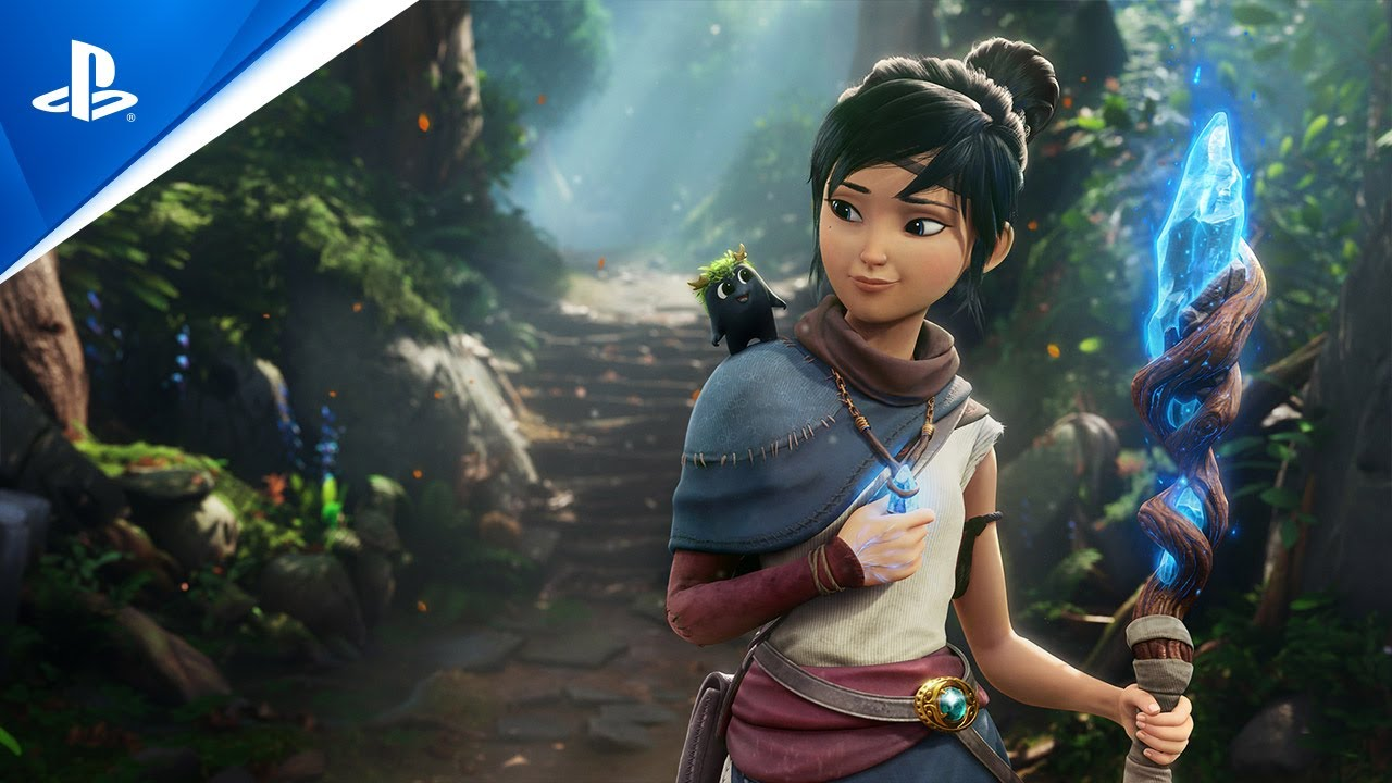New gameplay and story details revealed in moving Kena: Bridge of Spirits trailer