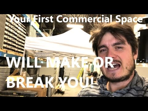 Your First Commercial Space - Will Make You or Break You!