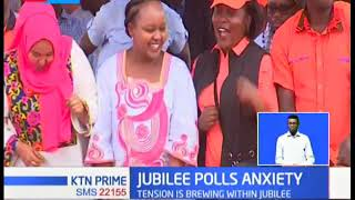 Anxiety builds in Jubilee party as March grassroot elections nears