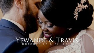 Traditional African Wedding & American Wedding, All In One Weekend!