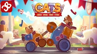 CATS: Crash Arena Turbo Stars - iOS / Android - Gameplay Video