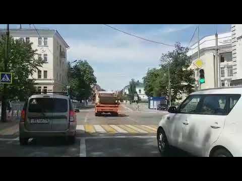 Фото видеогид Часть Обзорной экскурсии по Казани. Улица Б.Красная