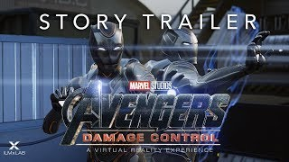 VIDEO: Marvel's AVENGERS: DAMAGE CONTROL – Story Trailer