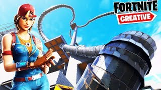 Fortnite ESCAPE SLIDE DLA PRAWDZIWYCH PROSÓW🤯 | Fortnite Creative