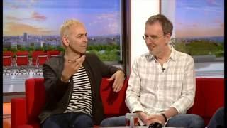 Underworld   Karl Hyde & Rick Smith   BBC News Interview (May 2016)