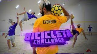 BICICLETA CHALLENGE vs. EVONEON | ПЛЯЖНЫЙ ФУТБОЛ