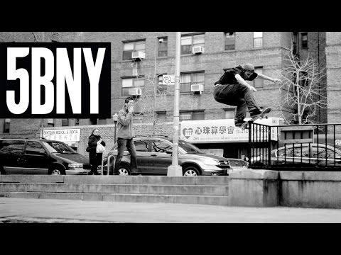 """preview image for 5Boro's """"5BNY"""" Video"""