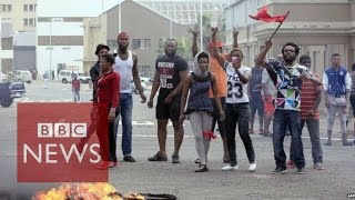 South Africa: Xenophobic Violence Against Foreigners Spreads - BBC News