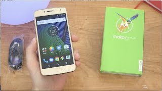 Motorola Moto G5 Plus Unboxing and First Impressions!