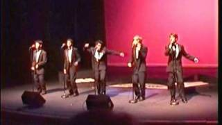 I Can't Get Next To You - The Temptations Cover 2004