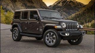 2018 Jeep Wrangler / Джип Рэнглер - Обзор новинки