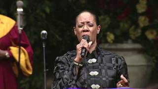 One Hour Of COGIC's Own Dr. Judith Christie McAllister!