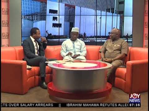HAJJ 2018 - AM Talk on JoyNews (13-8-18)