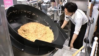 Egg Fried Rice Auto Machine Making Japan Techonology