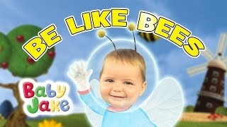 Baby Jake - Be Like Bees | Yacki Yacki Yogi | Cartoons for Kids