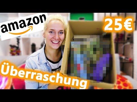 AMAZON RESTPOSTEN SPIELZEUG Überraschungs Paket deutsch   WAS KRIEGT MAN FÜR 25€? Bestell Box Haul