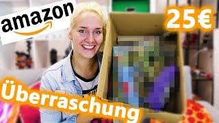 AMAZON RESTPOSTEN SPIELZEUG Überraschungs Paket deutsch | WAS KRIEGT MAN FÜR 25€? Bestell Box Haul