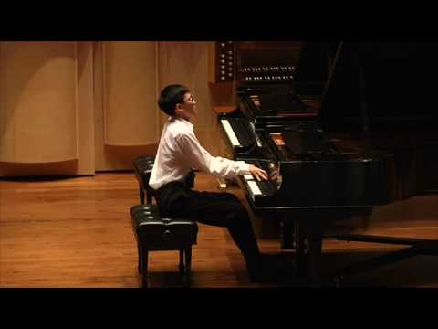 Ballade No. 1 in G minor, Op. 23 by Frederic Chopin (performed by Max Ma)