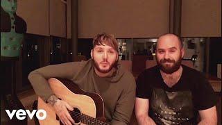 Gambar cover James Arthur - Say You Won't Let Go (Fan Video)