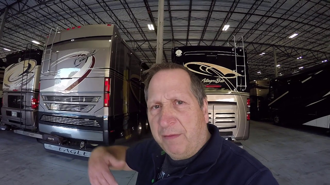 Where to store your very expensive RV
