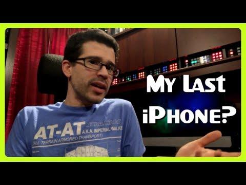 iPhone 8 Plus vs iPhone X - My Very Last iPhone?