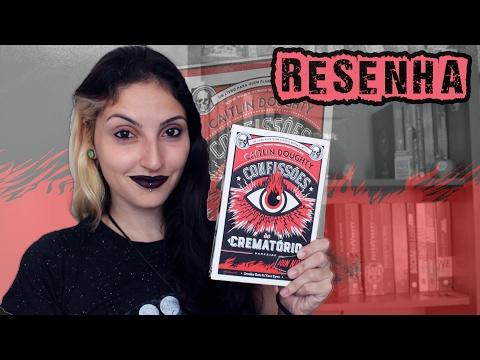 Confissões do Crematório, de Caitlin Doughty   RESENHA
