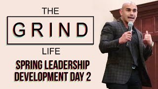 Spring LDS Day 2 - The GRIND Life