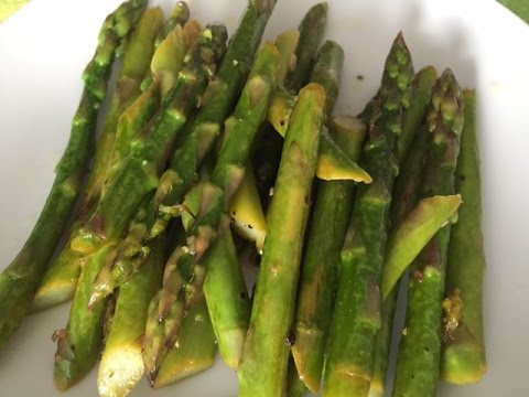 Video How to cook Asparagus | Healthy Side Dish Recipe