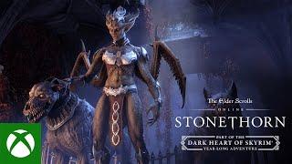 Xbox The Elder Scrolls Online: Stonethorn - Gameplay Trailer anuncio